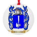 Schumacher Round Ornament