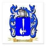 Schumacher Square Car Magnet 3
