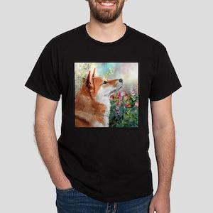Shiba Inu Painting T-Shirt