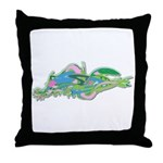 Design 160406 Throw Pillow