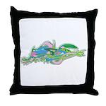 Design 160406 Throw Pillow