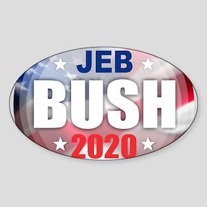 Jeb Bush 2020 Sticker