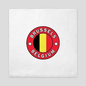 Brussels Queen Duvet