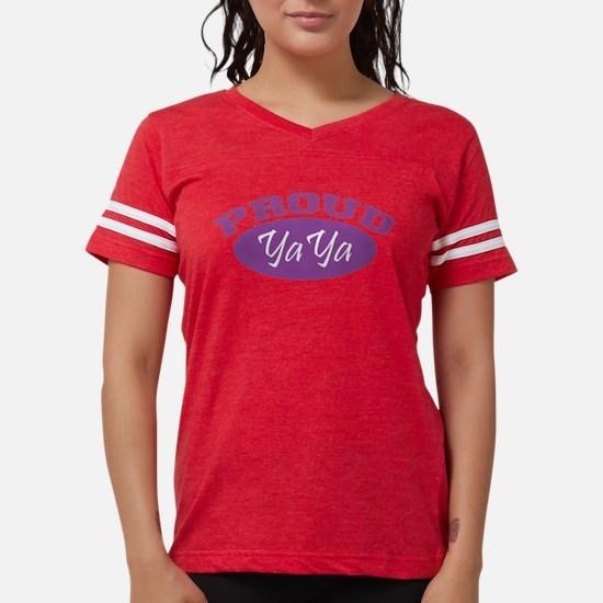 Proud YaYa (purple) T-Shirt
