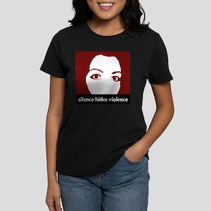Silence Hides Violence T-Shirt