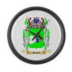 Schull Large Wall Clock
