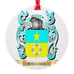 Schukowski Round Ornament
