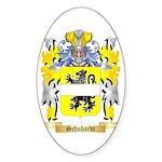 Schuhardt Sticker (Oval 10 pk)