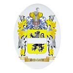 Schuhardt Oval Ornament