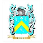 Schuffner Square Car Magnet 3