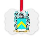 Schuffner Picture Ornament