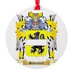 Schuckert Round Ornament
