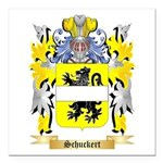 Schuckert Square Car Magnet 3