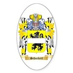 Schuckert Sticker (Oval 10 pk)