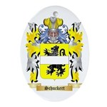 Schuckert Oval Ornament