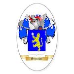 Schucker Sticker (Oval)