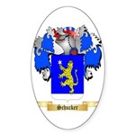 Schucker Sticker (Oval 10 pk)