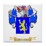 Schucker Tile Coaster
