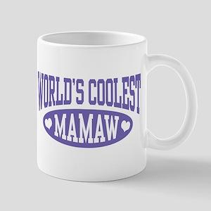 World's Coolest MaMaw Mug
