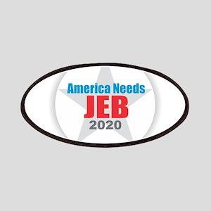 Jeb Bush 2020 Patch