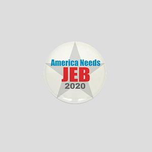 Jeb Bush 2020 Mini Button