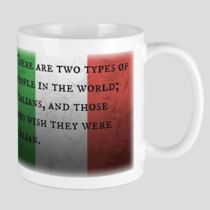 Two Types of People Mugs