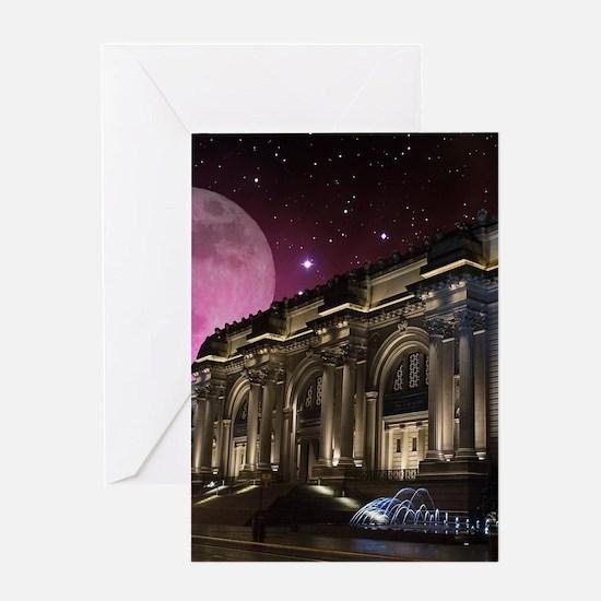 Spacey Metropolitan Museum Greeting Cards