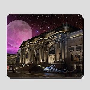 Spacey Metropolitan Museum Mousepad