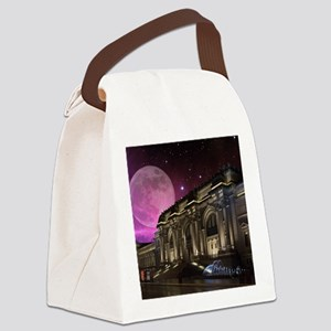 Spacey Metropolitan Museum Canvas Lunch Bag