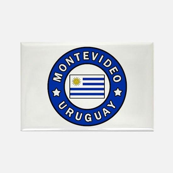 Montevideo Uruguay Magnets