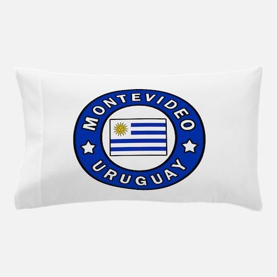 Montevideo Uruguay Pillow Case
