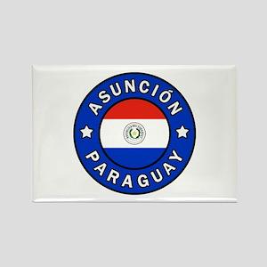 Asuncion Paraguay Magnets