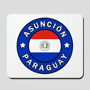 Asuncion Paraguay Mousepad