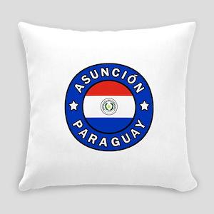 Asuncion Paraguay Everyday Pillow