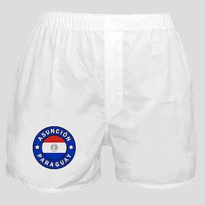 Asuncion Paraguay Boxer Shorts