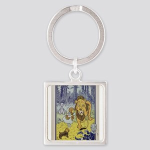 Cowardly_lion2-Dorothy-Wiz Keychains
