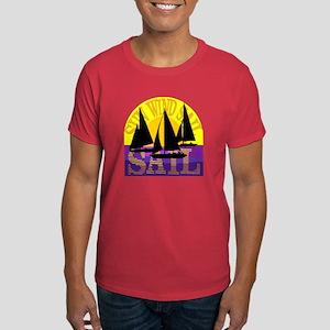 SUN WIND SAIL Dark T-Shirt