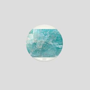 Blue-Agate-Art-Design Mini Button