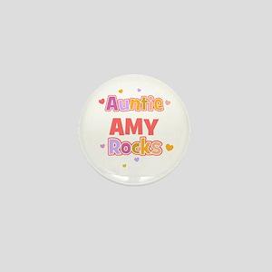 Amy Mini Button