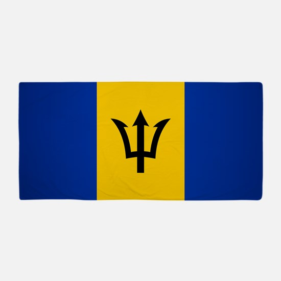 Barbados Beach Towel