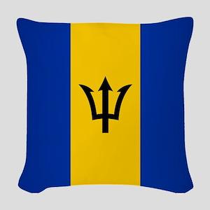 Barbados Woven Throw Pillow