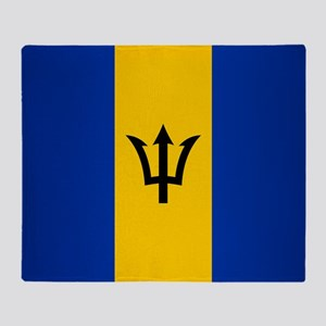 Barbados Throw Blanket