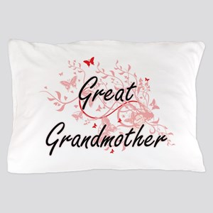 Great Grandmother Artistic Design with Pillow Case