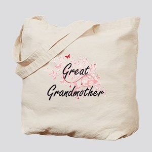 Great Grandmother Artistic Design with Bu Tote Bag