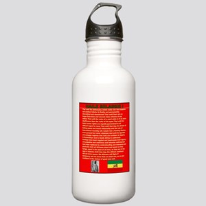 Selassie Speech to U N Stainless Water Bottle 1.0L