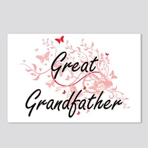 Great Grandfather Artisti Postcards (Package of 8)