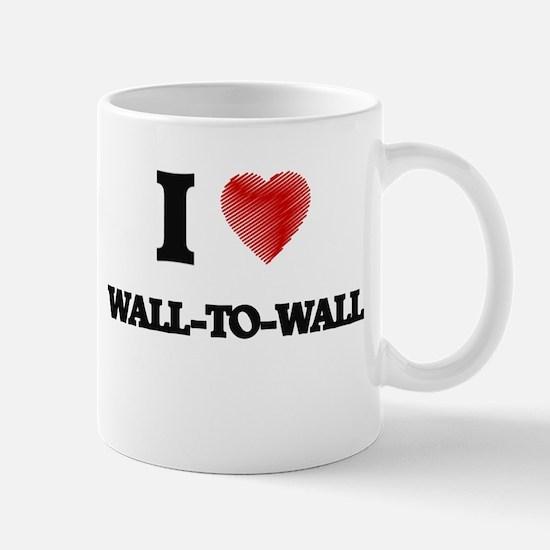 I love Wall-To-Wall Mugs