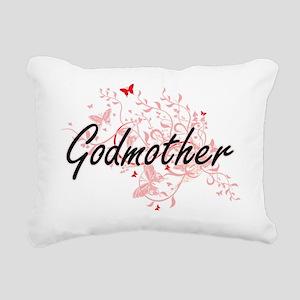 Godmother Artistic Desig Rectangular Canvas Pillow