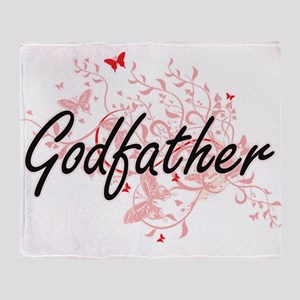 Godfather Artistic Design with Butte Throw Blanket