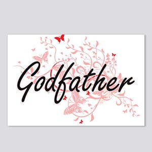Godfather Artistic Design Postcards (Package of 8)